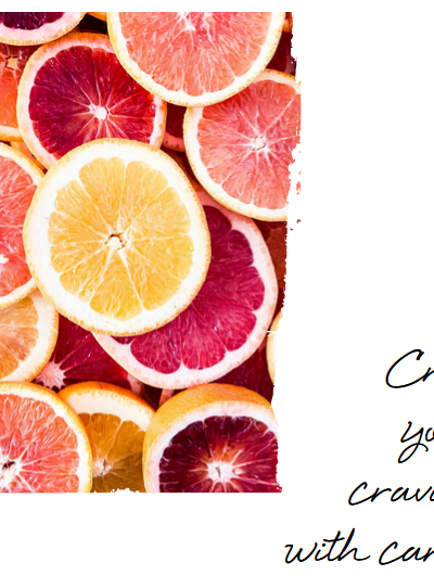 Crush your cravings with carbs!